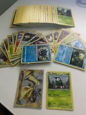Pokemon Card bulk lot - EX card + rare holo + rares + holos + STACK of common/un