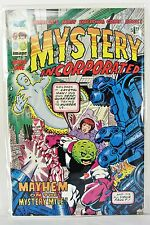 Comic Book - Mystery Incorporated #1 - Mayhem on The Mystery Mile