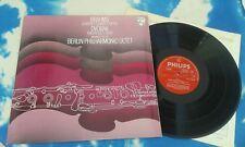 #6500 453 - BRAHMS Clarinet Quintet /DVORAK Bagatelles Berlin Phil Octet PHILIPS