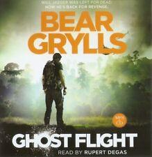 Bear Grylls - Ghost Flight (2xMP3 CD A/Book 2015) Will Jaeger #1