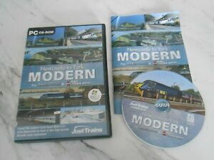 Newcastle To York - Modern Pc DVD Rom Add-On Expansion Pack Rail Simulator