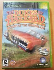 Dukes of Hazzard: Return of the General Lee (Microsoft Xbox, 2004) NEW SEALED