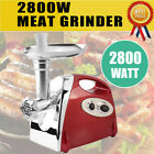 2800W Electric Meat Mill Grinder Source Pork Mincer Household Kitchen photo