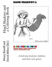 Hand Shadows and a Coloring Book by Henry Bursill (2016, Paperback)