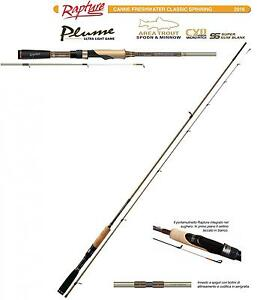 12622200 Canna Spinning Trout Area Rapture Plume Ultra Light game 236 cm    RN