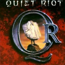 QR by Quiet Riot (CD, Aug-2010, Rock Candy)