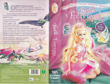 Barbie. Fairytopia (2004) VHS