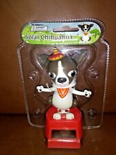 Solar Power Dancing Toys Chihuahua