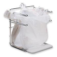 Bagging Stand Rack T-Shirt Bag Holder Metal Supermarket Grocery Checkout Fixture
