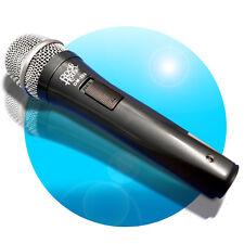 ROCKHOUSE MIKROFON DM223 Dynamisches Mikrofon mit XLR-Anschluß DM 223 Mikro