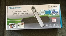 Pandigital Handheld Wifi Wand Scanner