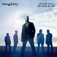 DAUGHTRY IT'S NOT OVER THE HITS SO FAR CD (Best Of / Greatest Hits)