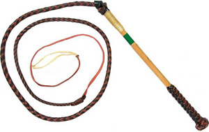 Whip Redhide Stock Saddlery Mustering