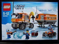 LEGO City 60035 Arktis Truck Neu & OVP