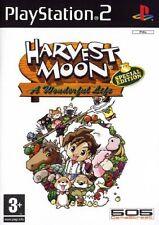 harvest moon  ps2