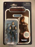 "Star Wars Vintage Collection - 3.75"" - The Mandalorian - Carbonized - Cara Dune!"