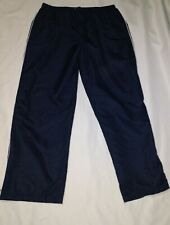 North End Techno Lite Womens Pants Size xx Navy Blue Athletic Apparel Activewear