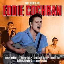 """EDDIE COCHRAN """"BEST OF"""" CD NEUWARE"""
