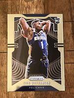 Zion Williamson 2019 2020 Panini Prizm NBA Basketball #248 Rookie RC Card