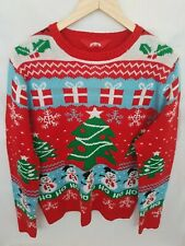 XMAS CHRISTMAS JUMPER PULLOVER SIZE M MALE/FEMALE UNISEX *GREAT CONDITION*