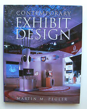Contemporary Exhibit Design, Hardcover, 2001