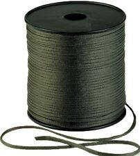 Olive Drab Military Nylon Braided Utility Rope Cord Spool 2100'