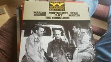 THE YOUNG LIONS LASERDISC - LD