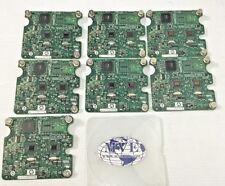 HP 447881-001 448066-001 NC364M 4-PORT GB MEZZANINE CARD LOT 7