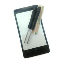For Nokia Lumia 800 N800 Touch Screen Digitizer Front Lens Glass Display Black