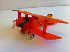 Avion miniature Albatros D Va en plastique (Made in West Germany)