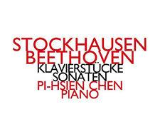 Karlheinz Stockhausen : Stockhausen/Beethoven: Klavierstücke/Sonaten CD Album