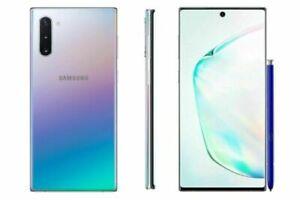 Samsung Galaxy Note 10 Note10 N970U 256GB AT&T T-mobile Sprint Verizon Unlocked