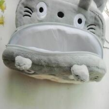 US Cute My Neighbor Totoro Student Pencil Case Coin Purse Wallet Headphone Bags