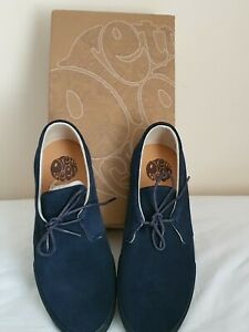 Pretty Green Mens Suede Shoes Size 8 RRP £65.00