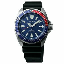 New Seiko Automatic Prospex Samurai Divers 200M Men's Watch SRPB53