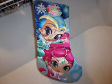 Nickelodeon Shimmer and Shine Christmas Stocking - NWT