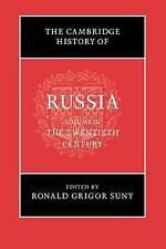 The Cambridge History of Russia: Volume 3, The Twentieth Century, , Very Good co
