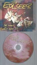 CD--EDLSEER,DIE--SO WAS LIAB'S WIE DI