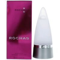 ROCHAS MAN by Rochas 3.4 oz. edt 3.3 Cologne Spray New in BOX