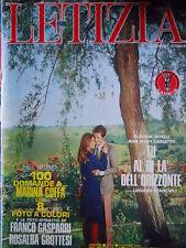 Rivista Fotoromanzi LETIZIA n°251 1974 CON FOTO di Franco Gasparri [D30] BUONO