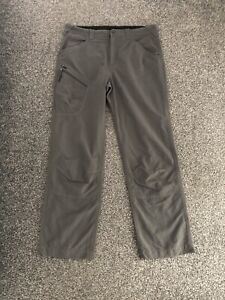 Berghaus Men's Grey Walking Trousers W34 L32 Hiking Trekking
