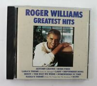 Roger Williams Greatest Hits 1990 CD EUC