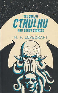 THE CALL OF CTHULHU & OTHER STORIES by H. P. LOVECRAFT, NEW PAPERBACK BOOK
