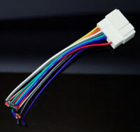 DB Link Car Stereo Speaker Installation Wiring Wire Harness H098