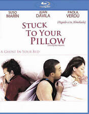 STUCK TO YOUR PILLOW NEW BLU-RAY