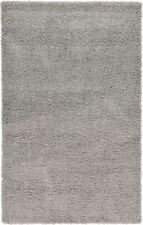 Tapis gris contemporains pour le salon