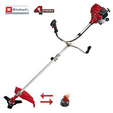 Einhell 31cc 4-STROKE 2-in-1 Petrol Brush Cutter / Strimmer +WARRANTY! RRP £180!