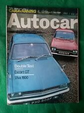AUTOCAR - VAUXHALL VIVA 1600 - MARCH 6 1969