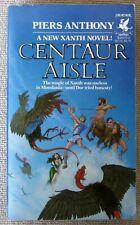 Centaur Aisle (Xanth #4) by Piers Anthony Pb 1st Del Rey