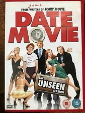 Alyson Hannigan FECHA MOVIE ~ 2006 Comedia romántica Parodia GB DVD